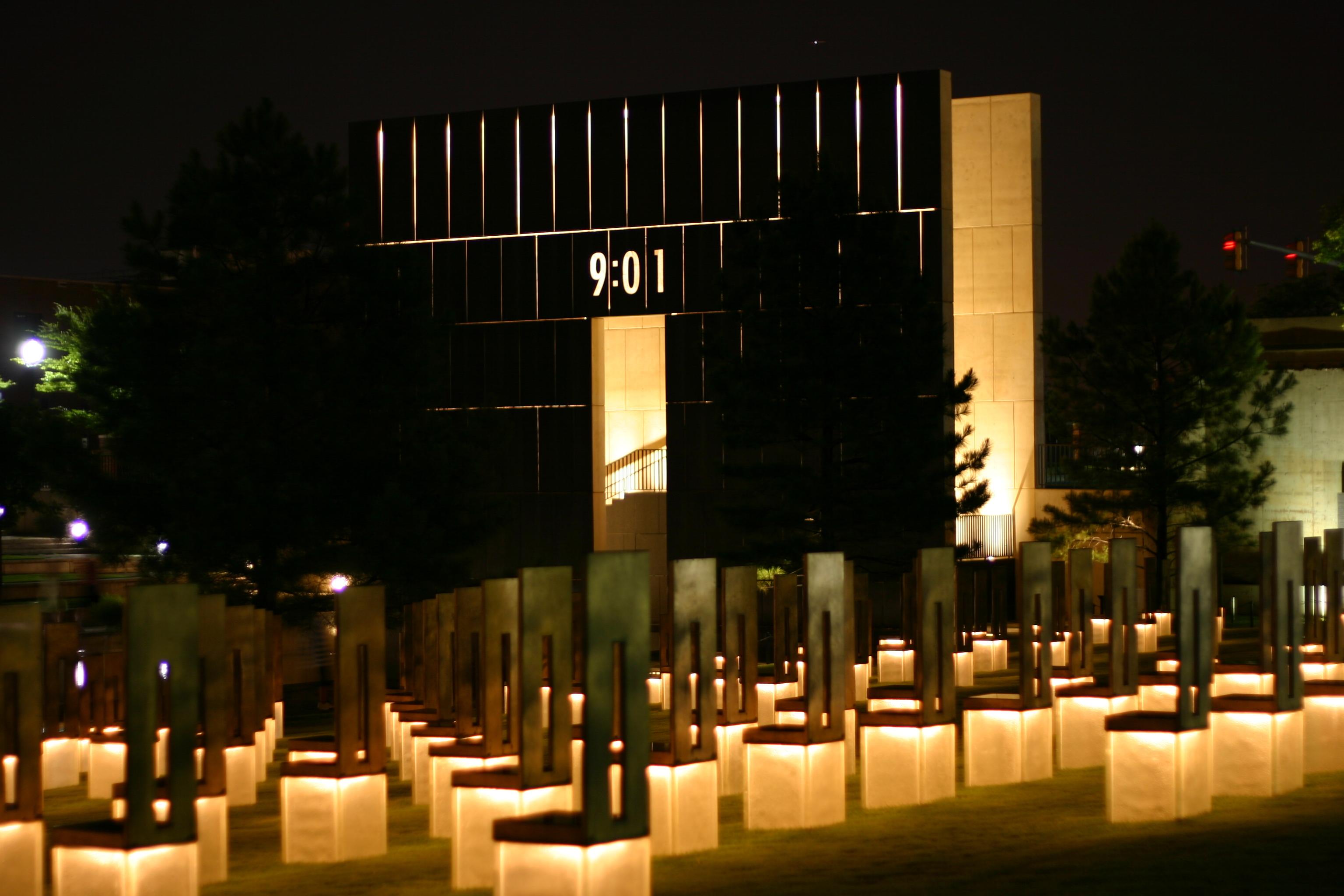 Oklahoma City National Memorial East Gate
