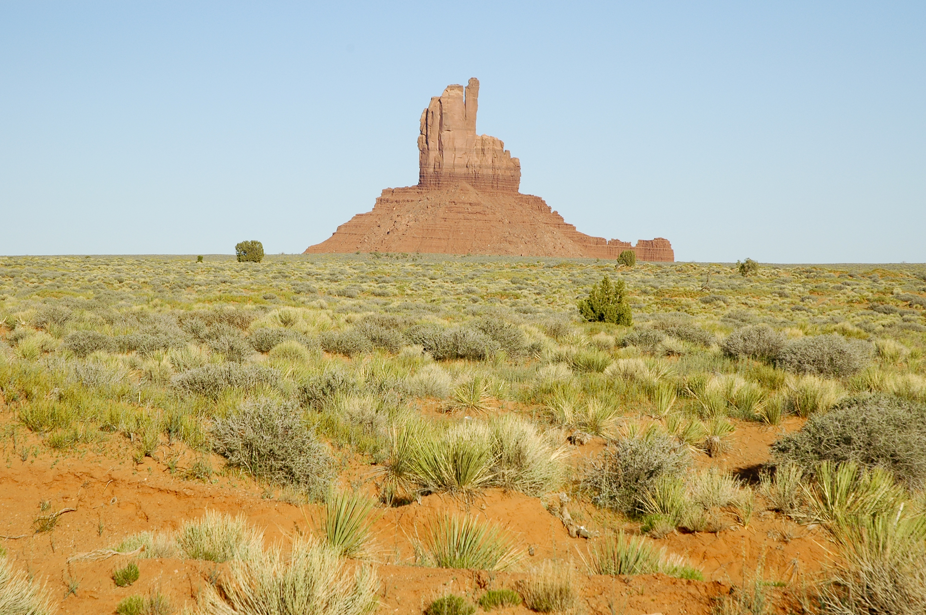 Big Chief Monument, Utah