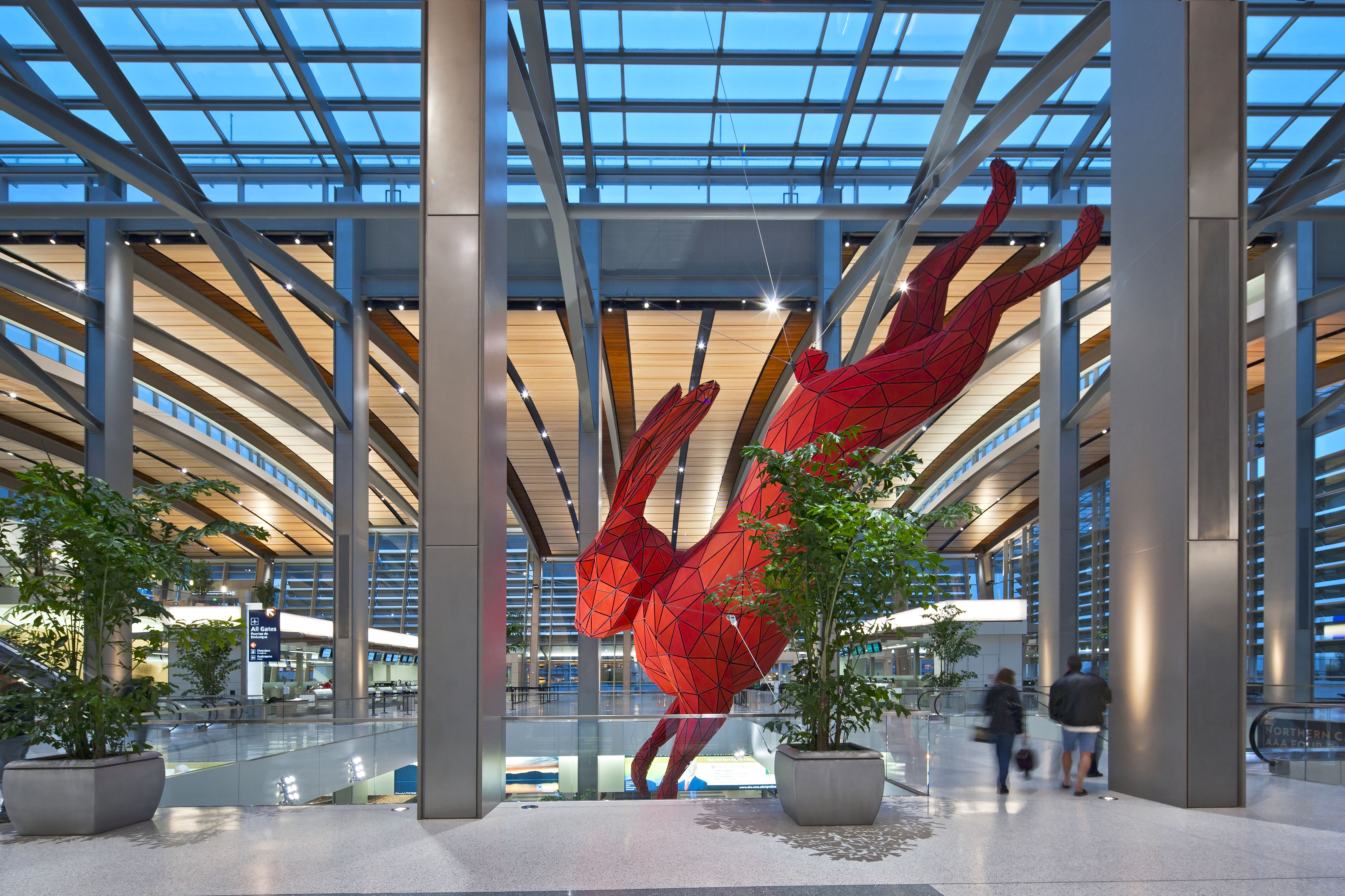 Leap by Argent at the Sacramento International Airport