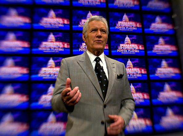 Alex Trebek Fims Jeopardy