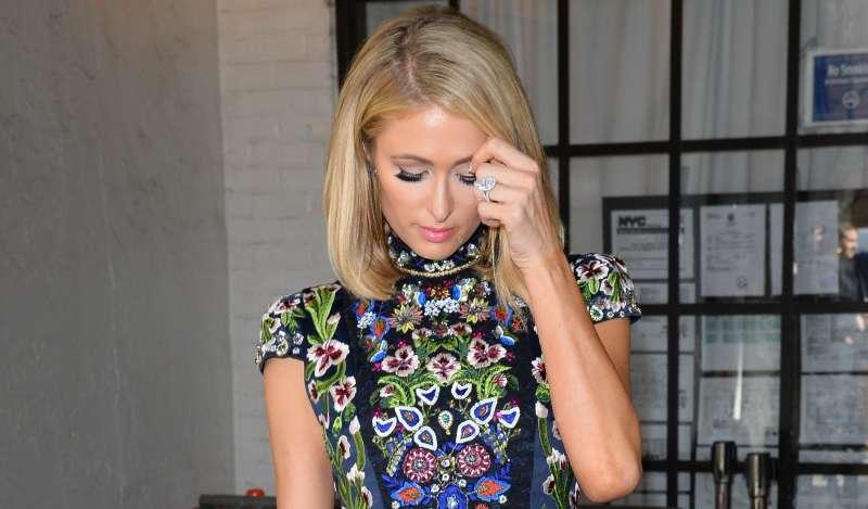 Paris Hilton in New York City