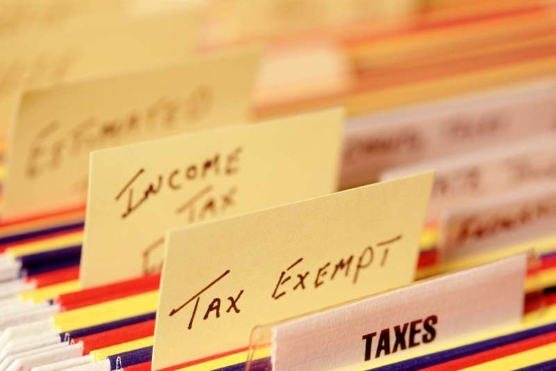 Small business overload during tax time
