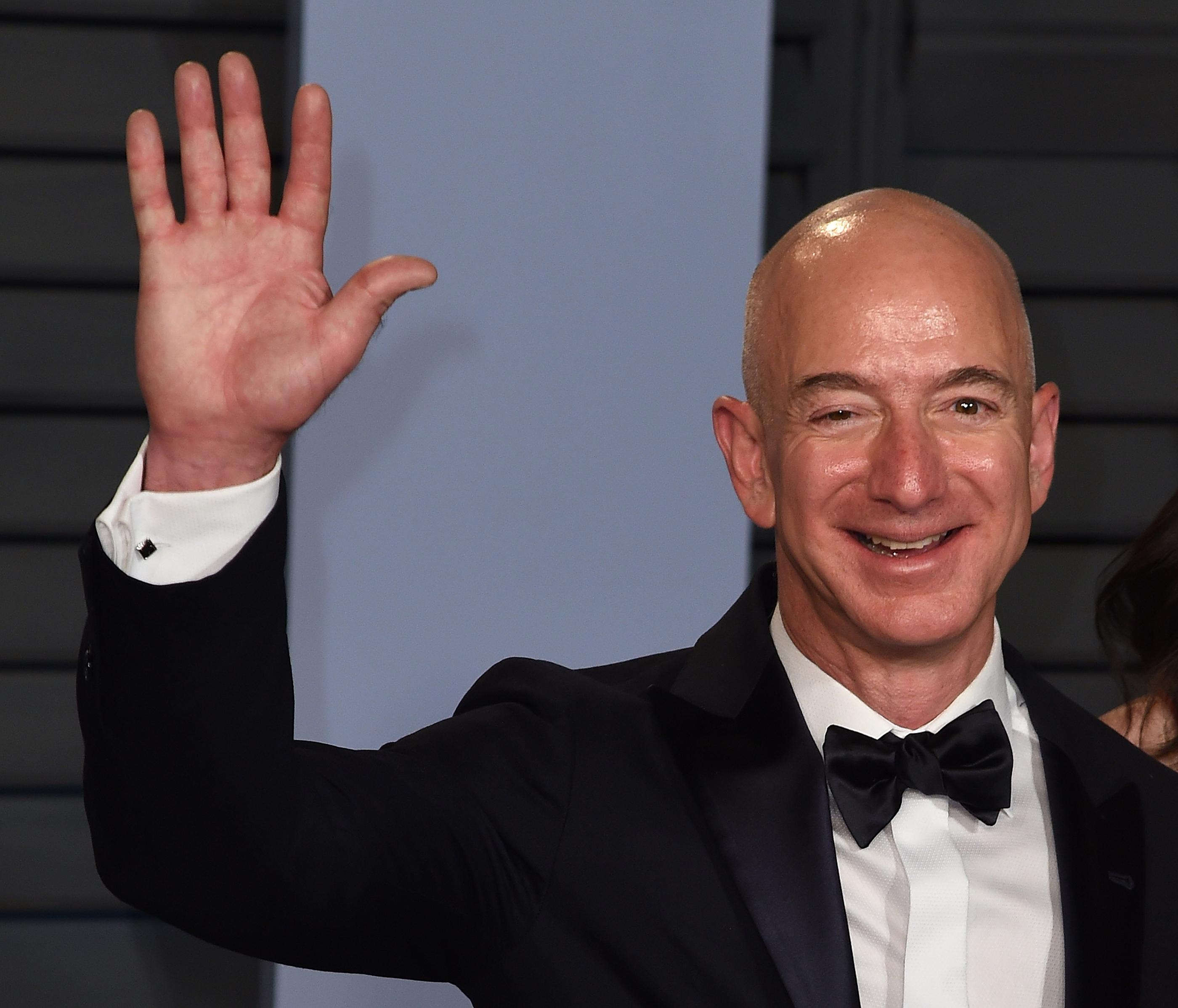 Jeff Bezos Makes The Median Amazon Salary Every 9 Seconds Money
