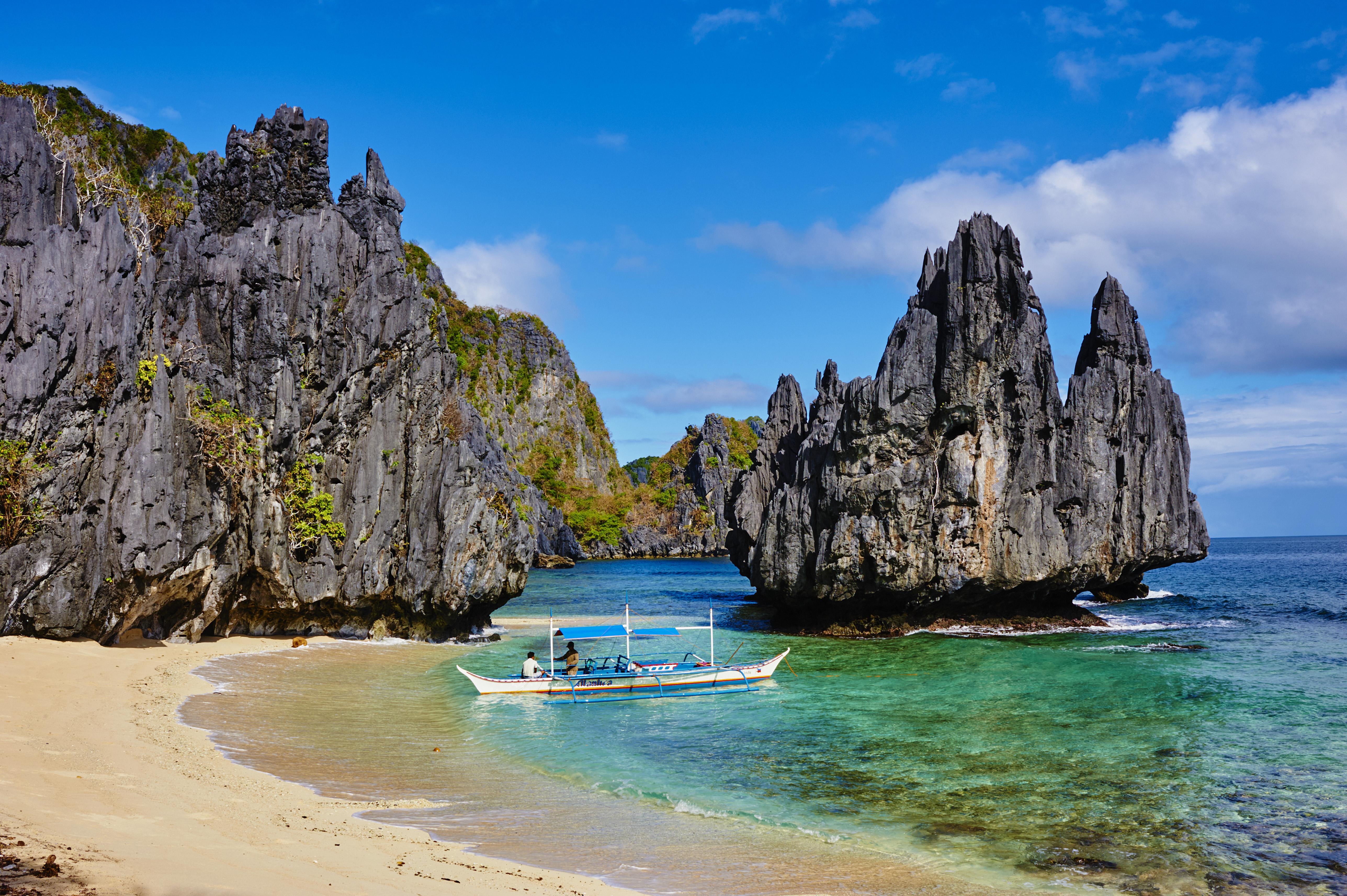 Philippines, Palawan, El Nido