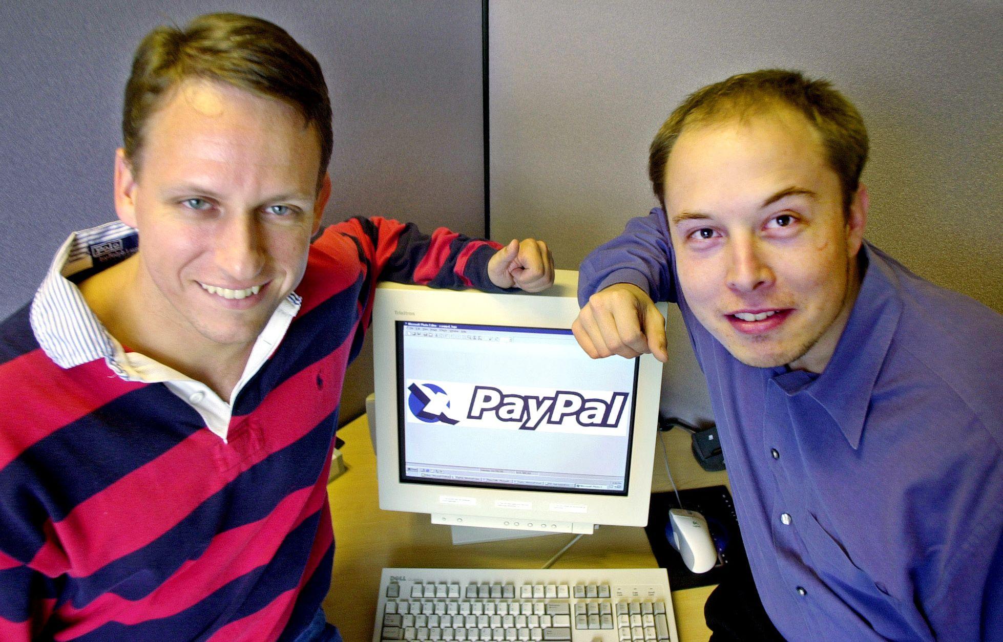 Tech Tycoon, PALO ALTO, USA