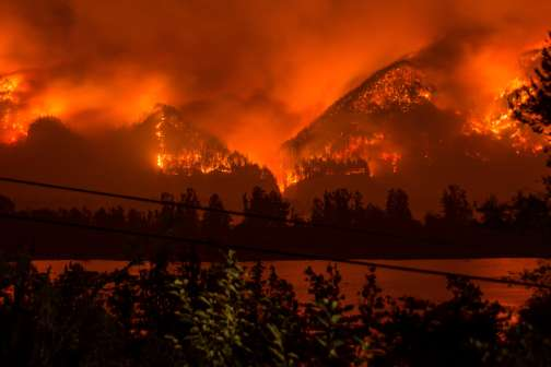 15-Year-Old Teen Ordered to Pay $37 Million for Starting Wildfire