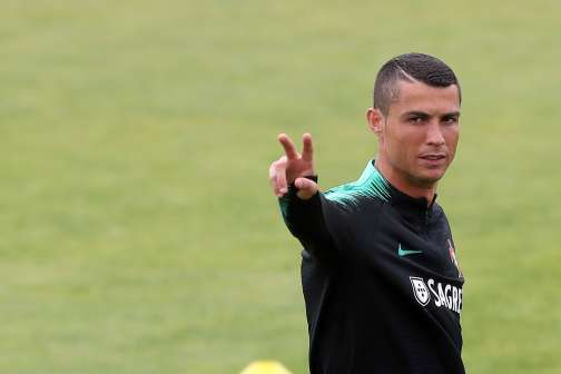 Cristiano Ronaldo Was Just Dethroned as the World's Highest-Paid Athlete
