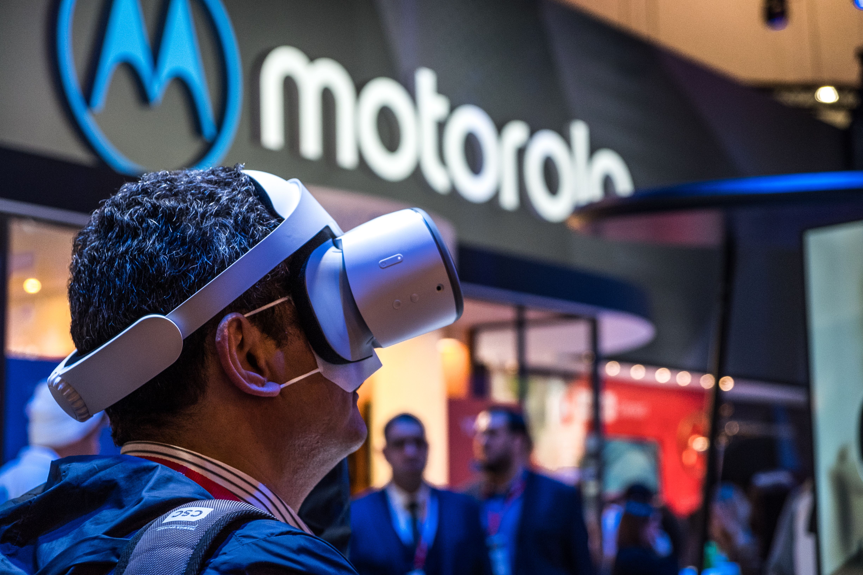 Mobile World Congress, Barcelona, Spain - 26 Feb 2018