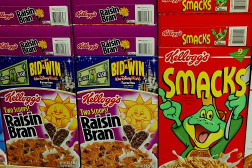 Kellogg's Is Recalling Cereal Linked to Salmonella Outbreak in 31 States