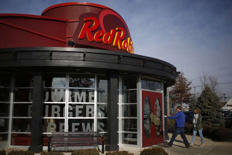 Red Robin Gourmet Burgers Inc. Jumps After Finance Chief Pick Prompts Analyst Upgrade