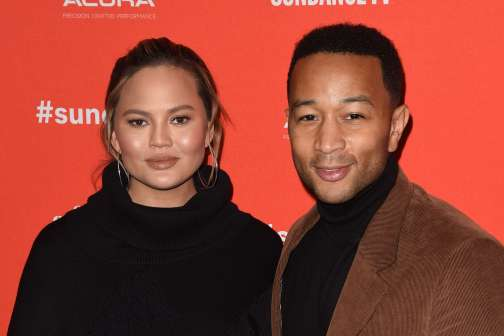 Chrissy Teigen and John Legend Celebrated Trump's Birthday By Donating a Ton of Money to Help Immigrant Families