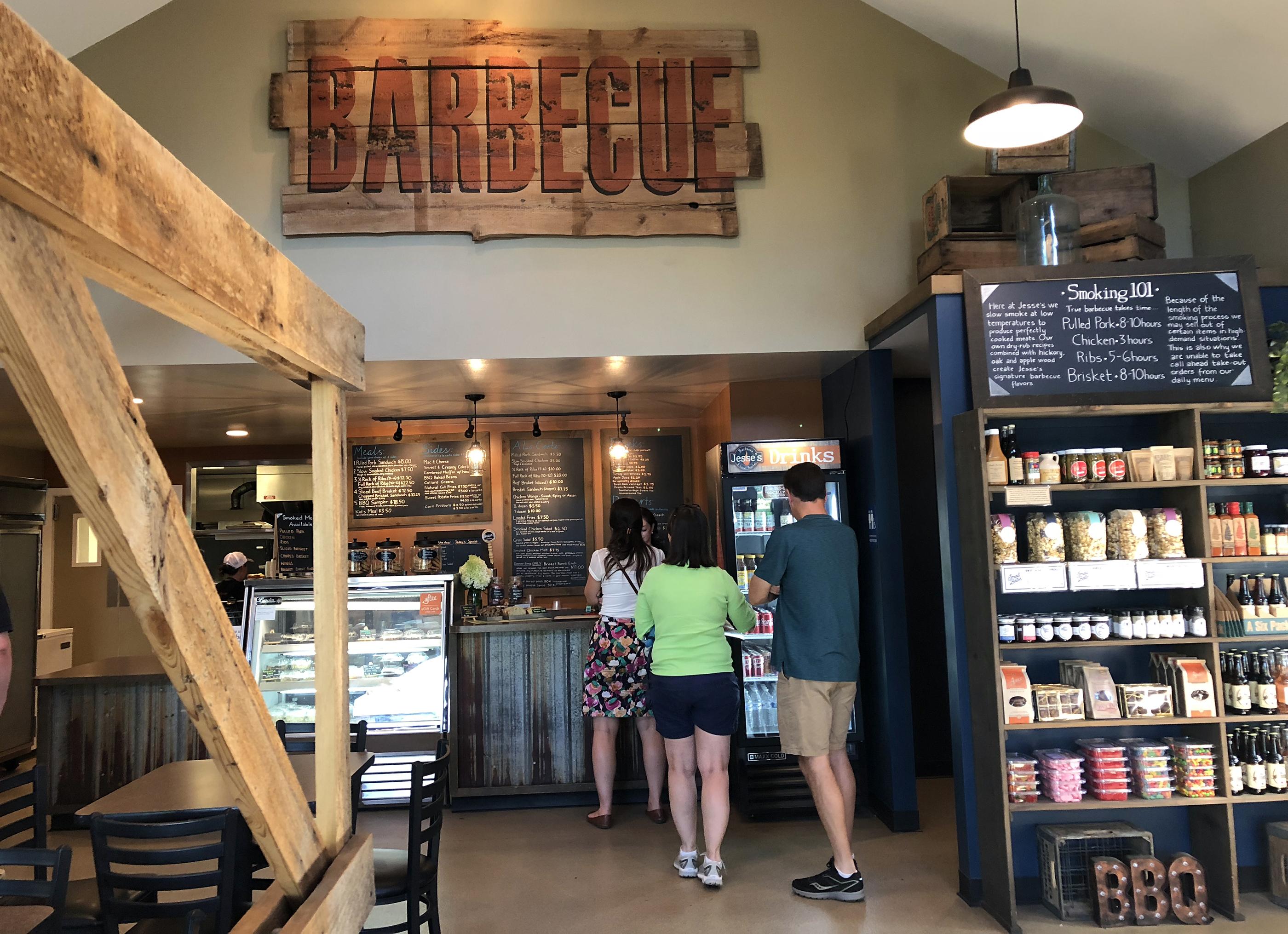 Jesse Barbecue & Local Market