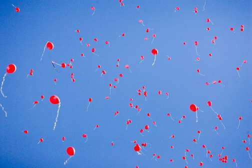 Plastic Bags and Straws Are Banned in Some Places. Here's Why Balloons Could Be Next