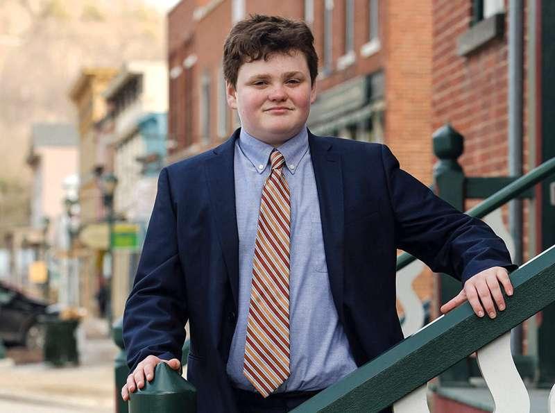 Teenage Gubernatorial Candidate