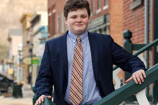 Meet Ethan Sonnebon, the 14-Year-Old Running for Governor of Vermont With 'Practical Progressive Ideas'