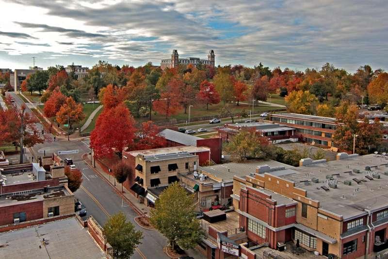 City of Fayetteville, Arkansas