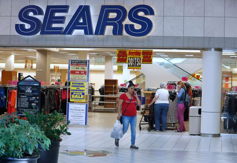Sears Continues Plan To Close Multiple Store Locations