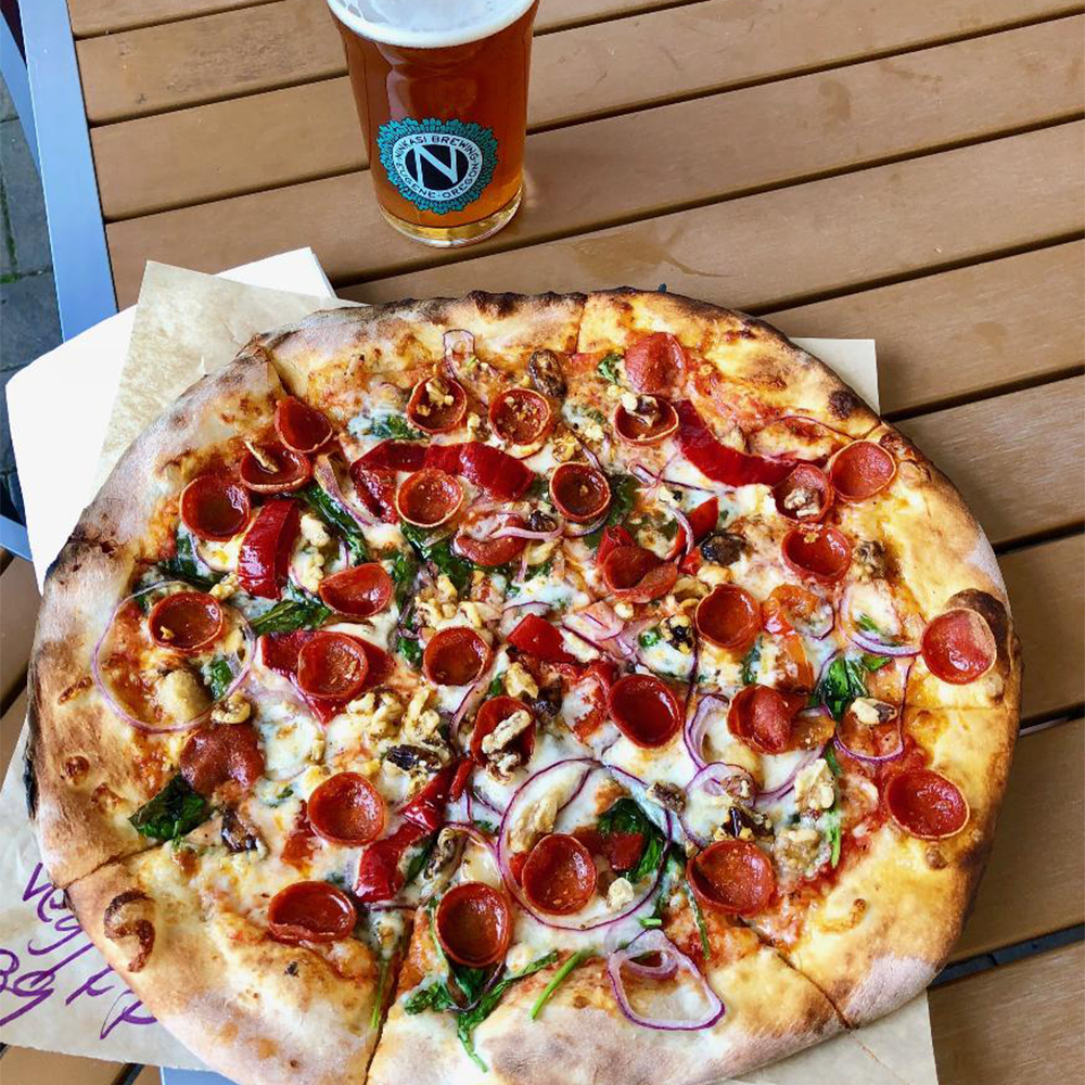 Best Pizza Places-Oregon Wood Fired Pizza-Oregon