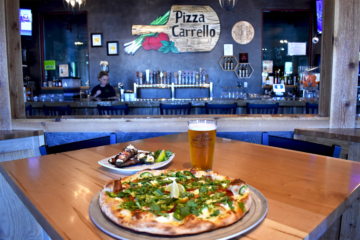 Best Pizza Places-Pizza Carrello-Wyoming