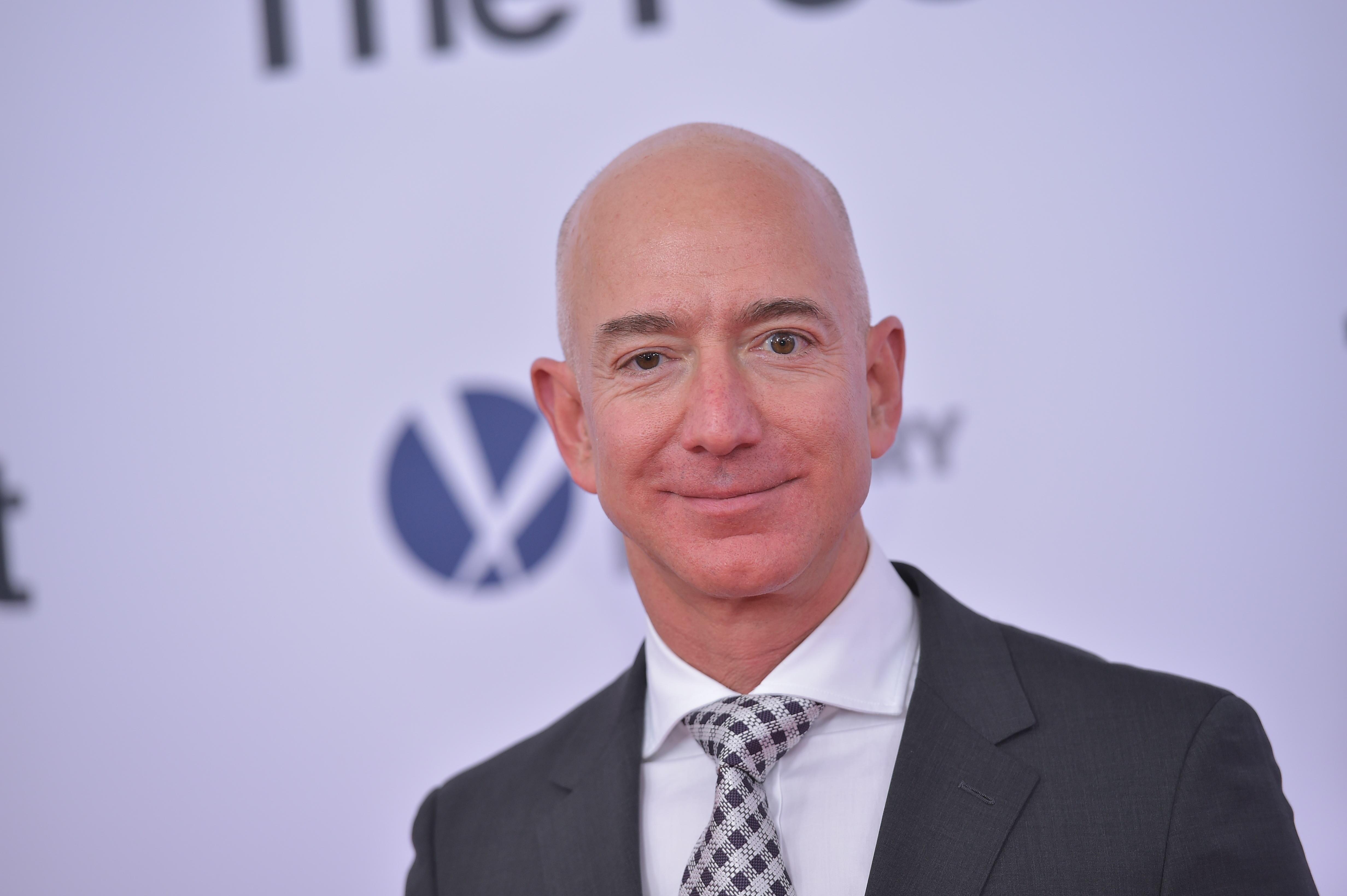 Amazon CEO Jeff Bezos Net Worth Doubled ...