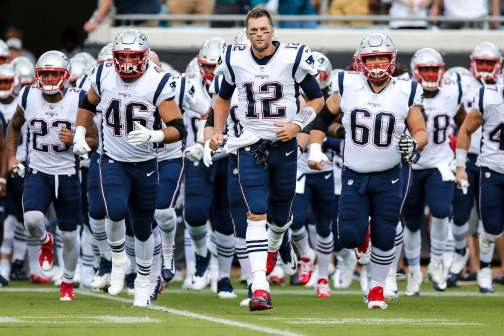 How to Watch the 'Sunday Night Football' Patriots vs. Lions Football Game Online for Free