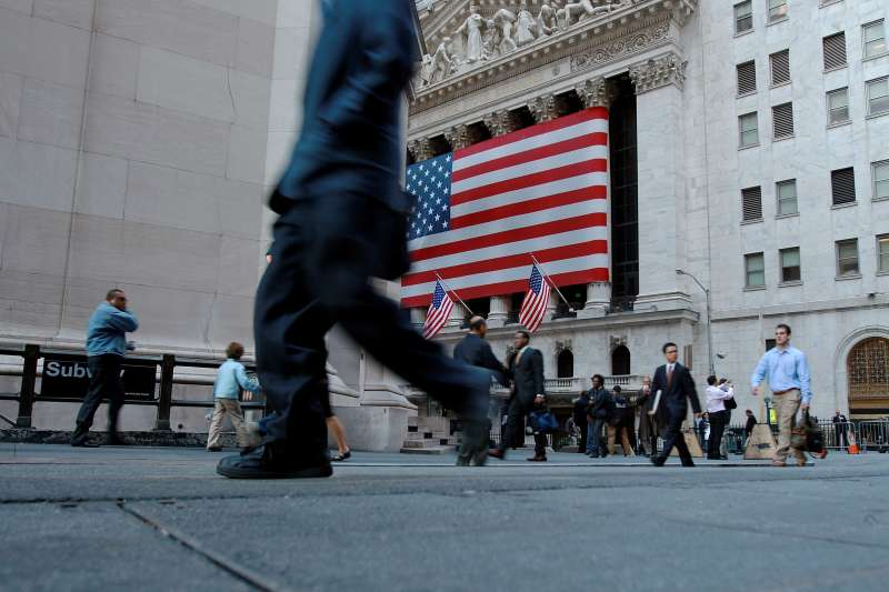 Stocks Open Lower Day After Senate Approves Bailout Bill