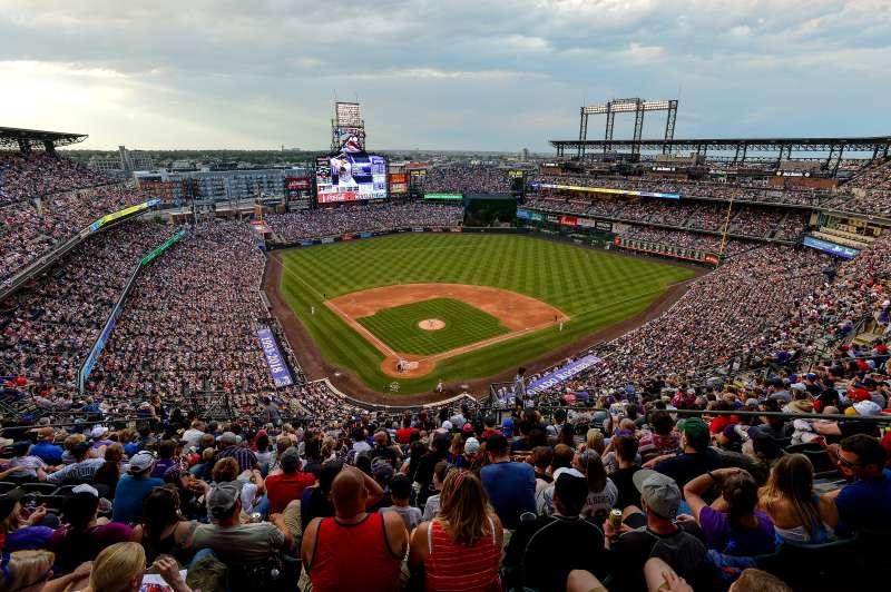 San Francicso Giants v Colorado Rockies