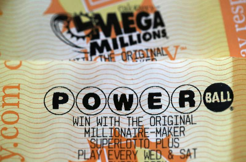 The Powerball and Mega Millions lotteries have had huge jackpots in 2018.