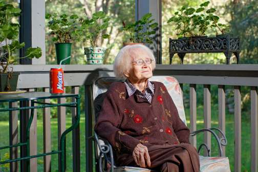 This 105-Year-Old Martini Lover Has Been Retired for Almost 40 Years. Here Are Her Smartest Money Moves