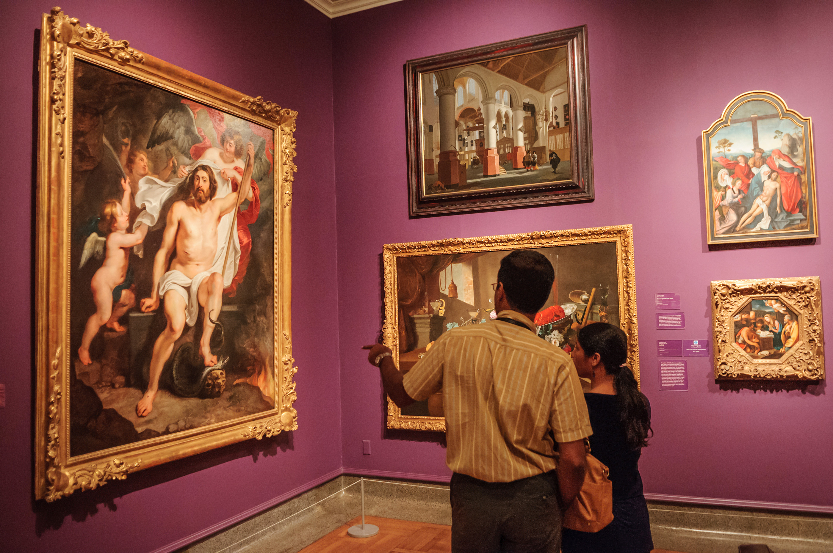 Spend a picture perfect day at the Columbus Museum of Art.