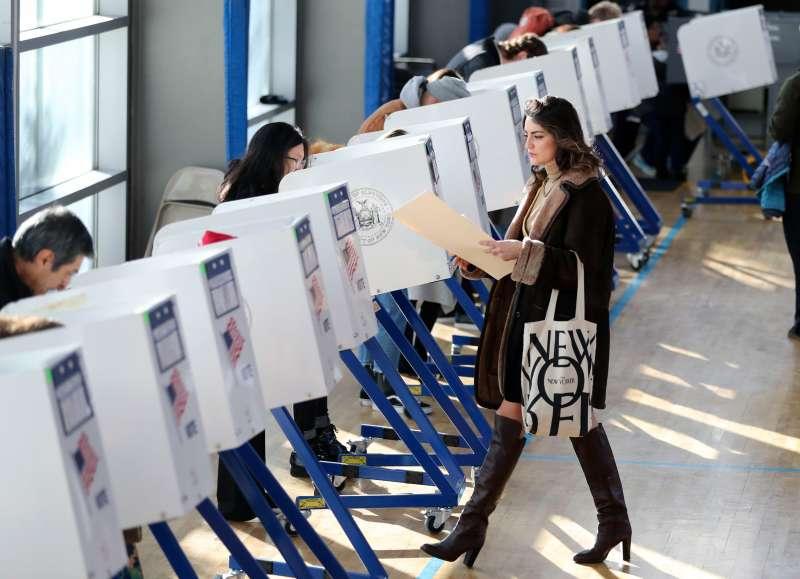 U.S.-NEW YORK-PRESIDENTIAL ELECTIONS