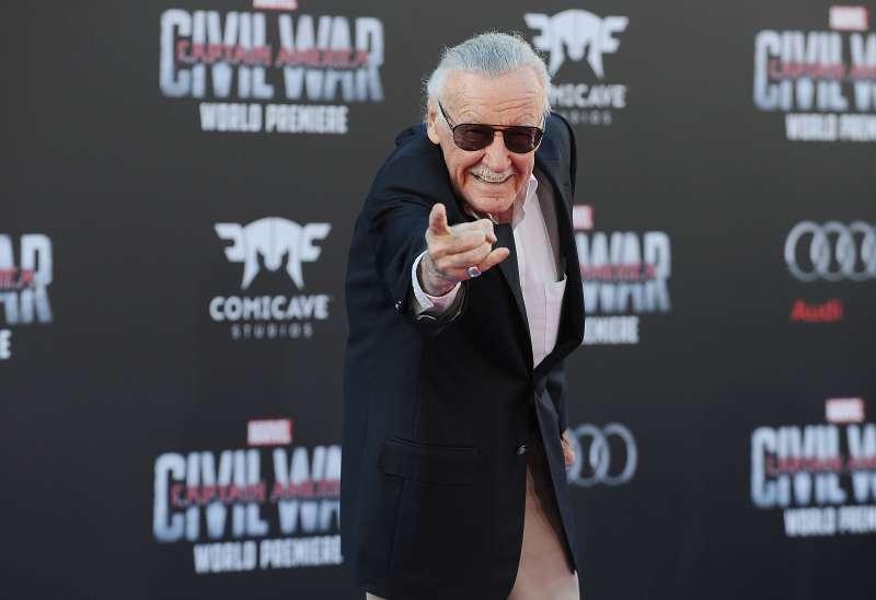 Premiere Of Marvel's  Captain America: Civil War  - Arrivals