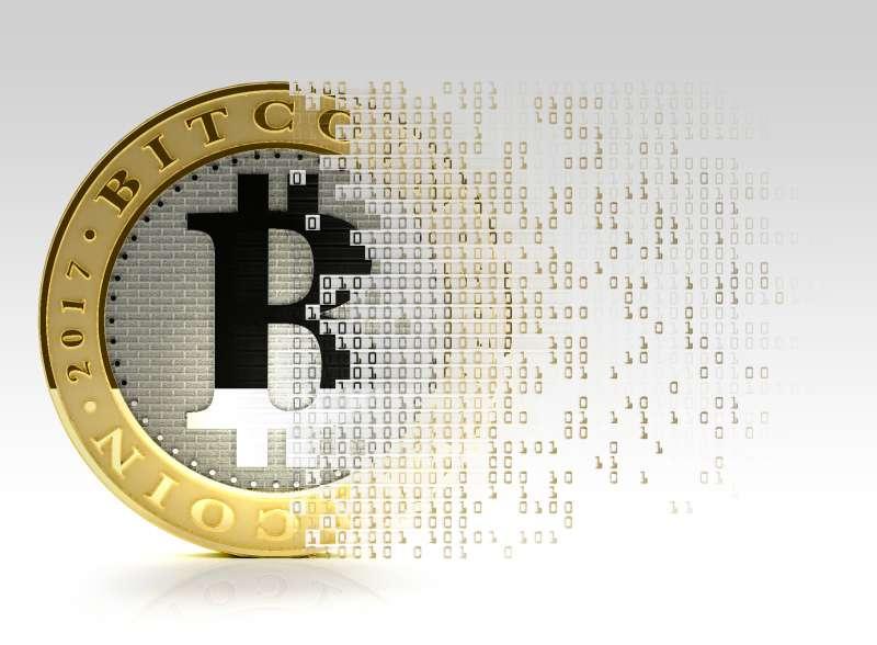 Bitcoin, illustration