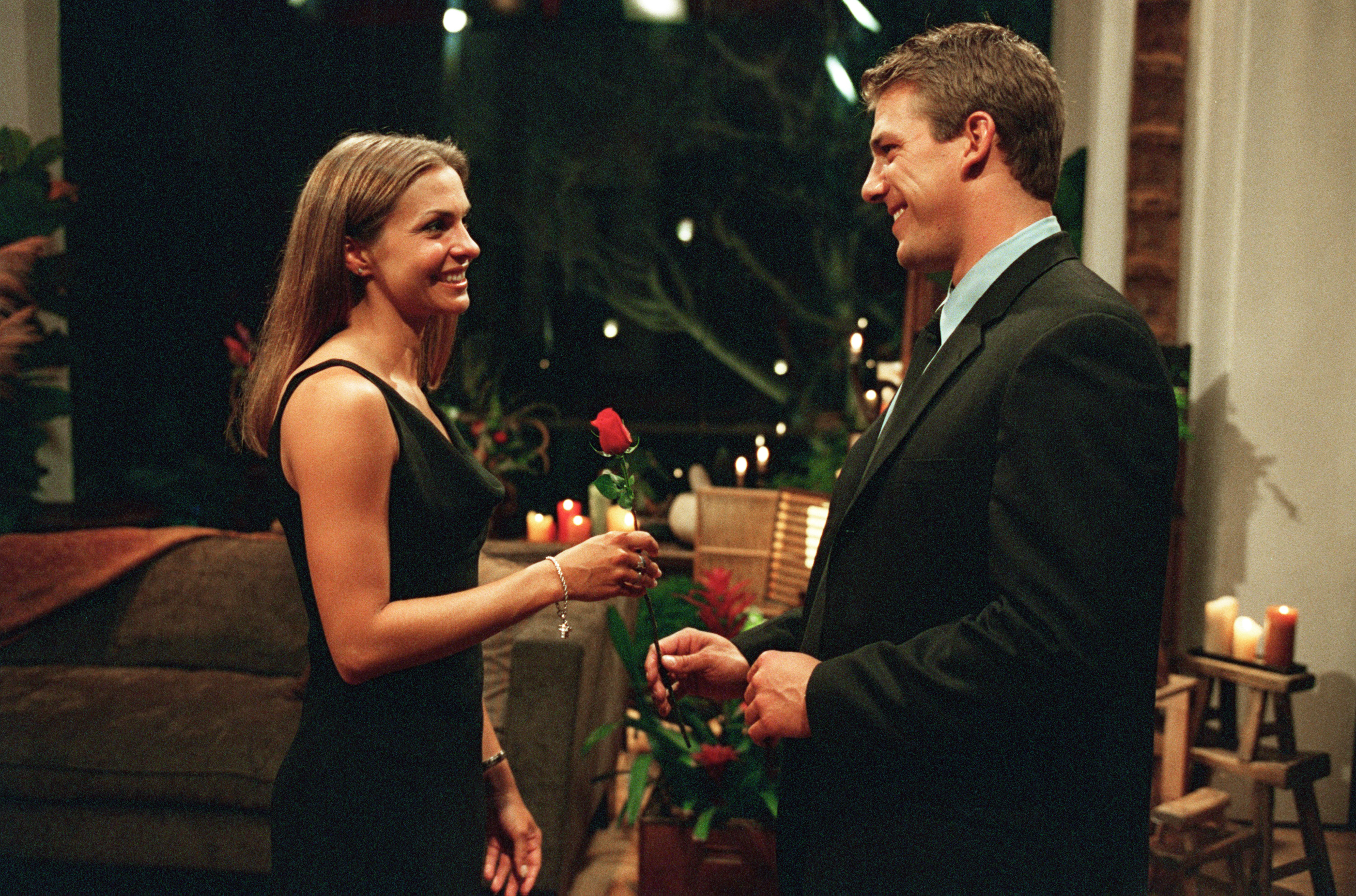 "THE BACHELOR -- ""Episode No. 206"" - Relationships are intensifying, as Aaron and Brooke take a dreamy trip to the island of Kauai, then Aaron and Gwen tour romantic San Francisco, and, finally, Aaron and Helene enjoy a cozy time in Aspen, on ""The Bachelor,"" WEDNESDAY, NOVEMBER 6 (9:00-10:00 p.m., ET), on the ABC Television Network. (Photo by Craig Sjodin/ABC via Getty Images)"