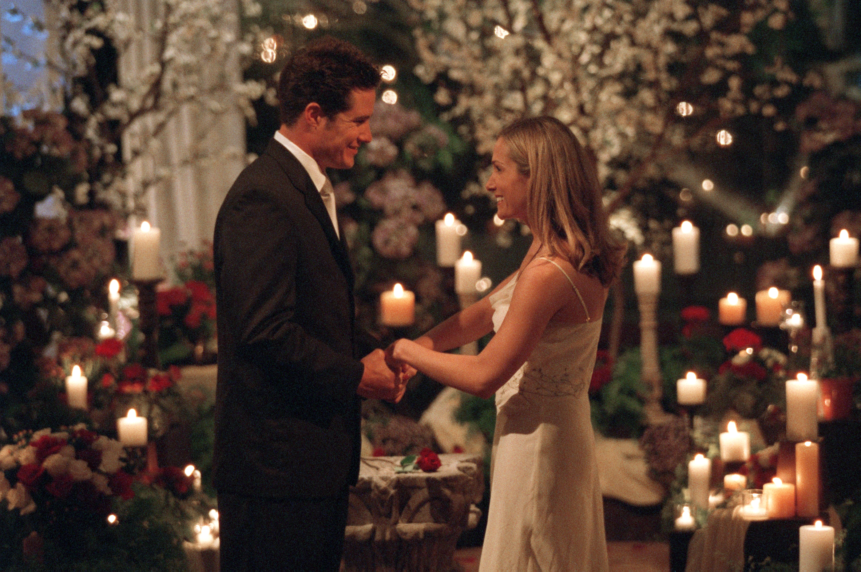 "THE BACHELOR - ""Episode 308"" - After the two final ladies, Jen and Kirsten, have the chance to meet Andrew's family, and he goes shopping for an expensive piece of jewelry, the time comes for Andrew to make the final difficult decision. Which woman has captured his heart? Will he propose? Will she accept? How will he break the news to the woman he has not chosen? Will she be heartbroken? All will be revealed during the gripping two-hour conclusion of ""The Bachelor,"" SUNDAY, MAY 18 (9:00-11:00 p.m., ET), on the ABC Television Network."