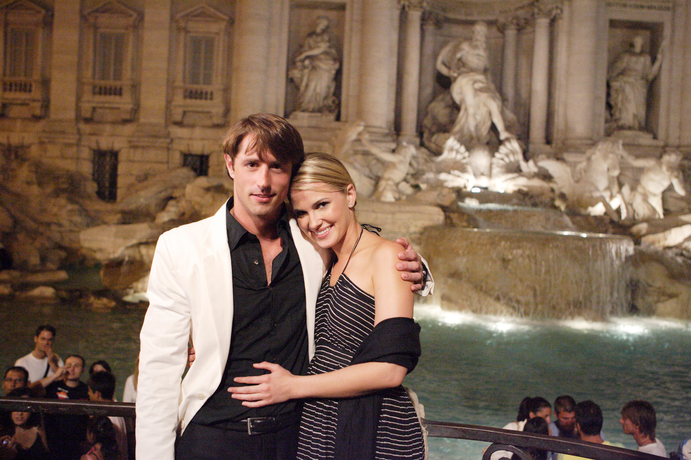 "THE BACHELOR: ROME - ""Episode 904"" - Lorenzo shares a private dinner with Jennifer in front of the Vatican, which also happens to have the Borghese name on its faade. Then they take a romantic carriage ride to the famous Trevi Fountain, on ""The Bachelor: Rome,"" MONDAY, OCTOBER 23 (9:00-10:00 p.m., ET) on ABC."