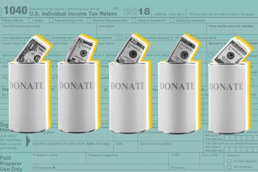 A Big Tax Break for Charitable Giving Disappeared. Here's What You Can Still Do