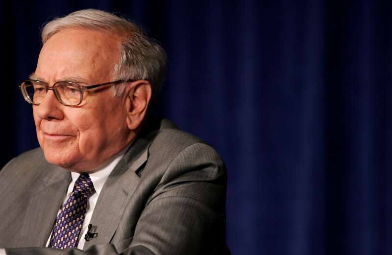 Warren Buffett To Give Most Of His Fortune To Gates Charity