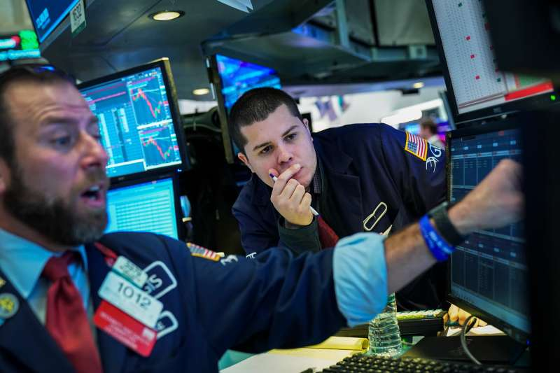 U.S. Markets Set To Drop On Slowing Global Economy