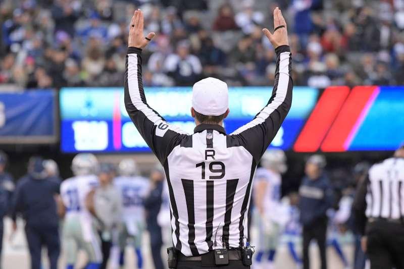Cowboys Giants Football, East Rutherford, USA - 30 Dec 2018