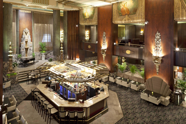 Hotel Cincinnati Netherland Plaza