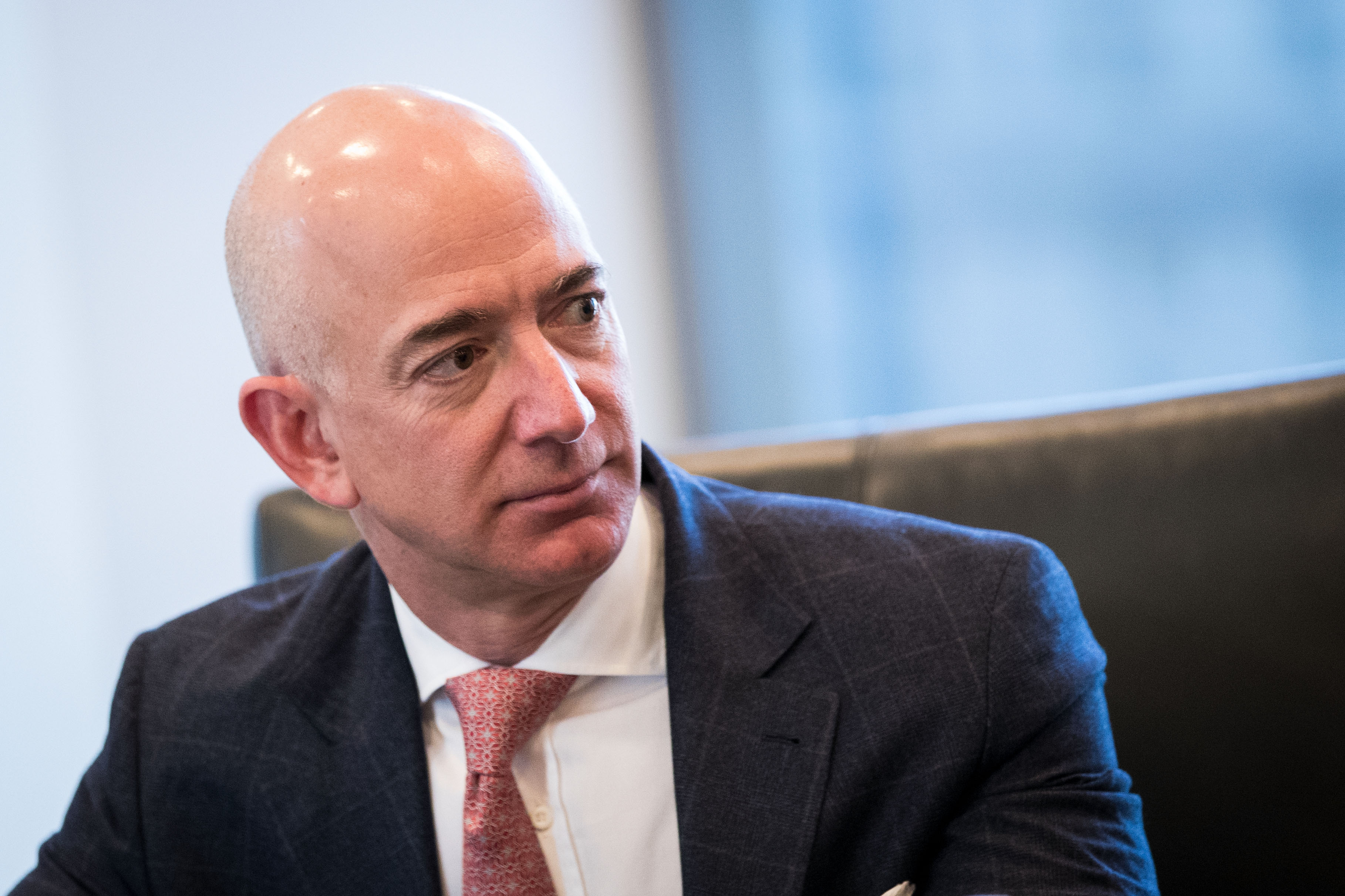 Jeff Bezos Calls Out National Enquirer for Extortion