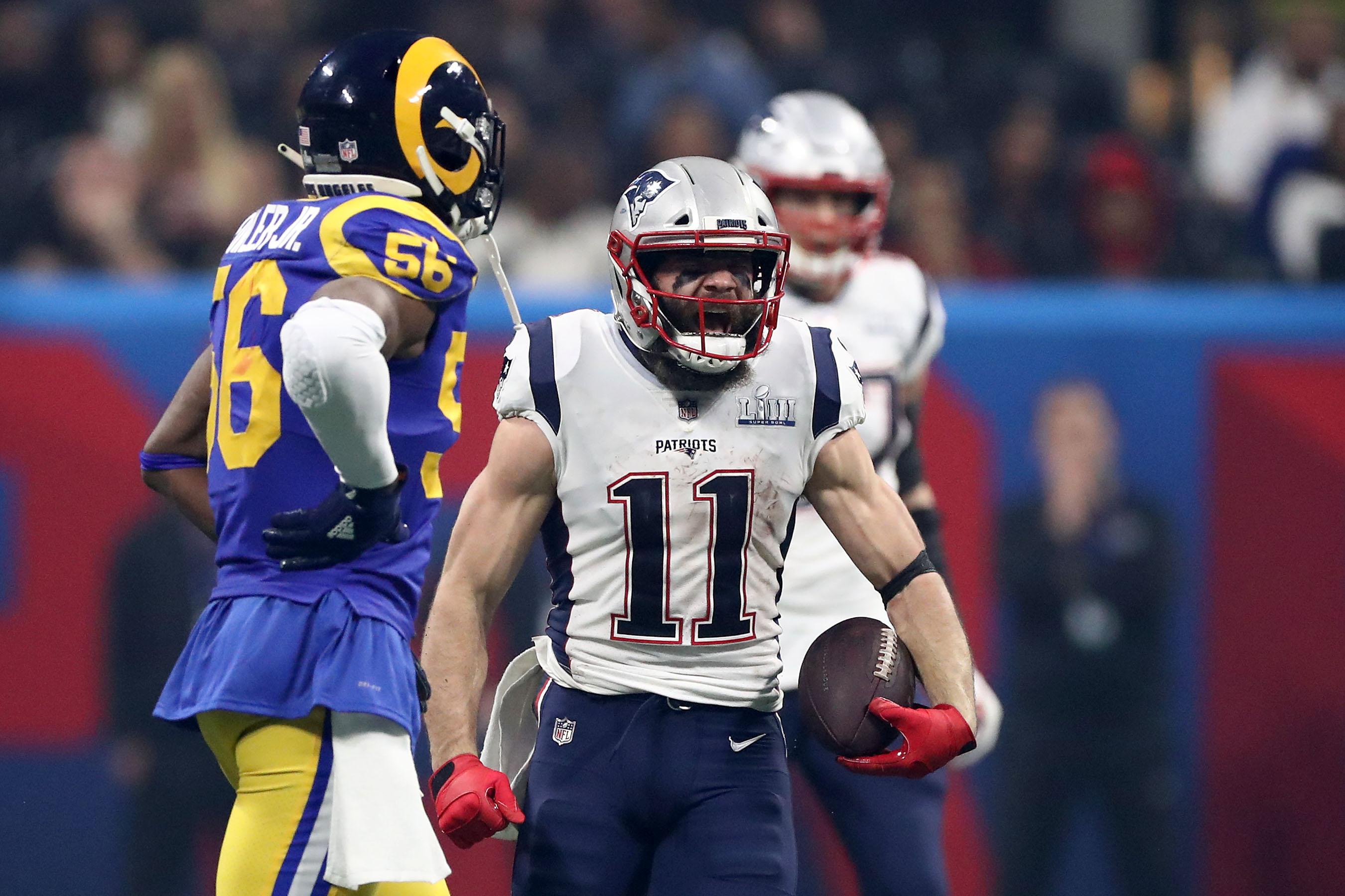 Julian Edelman: How Much Patriots Super Bowl 2019 MVP Makes | Money