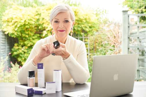 How I Created a $2.6 Million Beauty Brand in Retirement