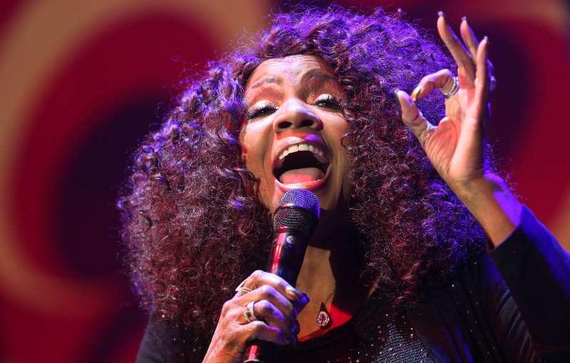 Gloria Gaynor Performs In Berlin