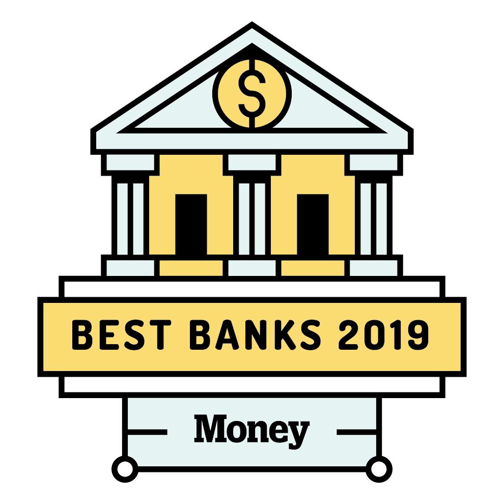 Badge for the Best Banks for Seniors