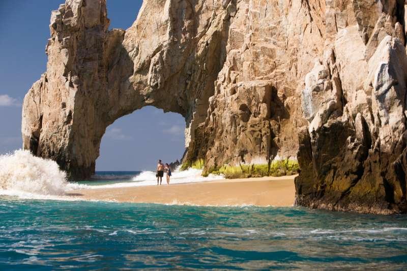 Cabo San Lucas, Land's End, near El Arco, Baja Mexico