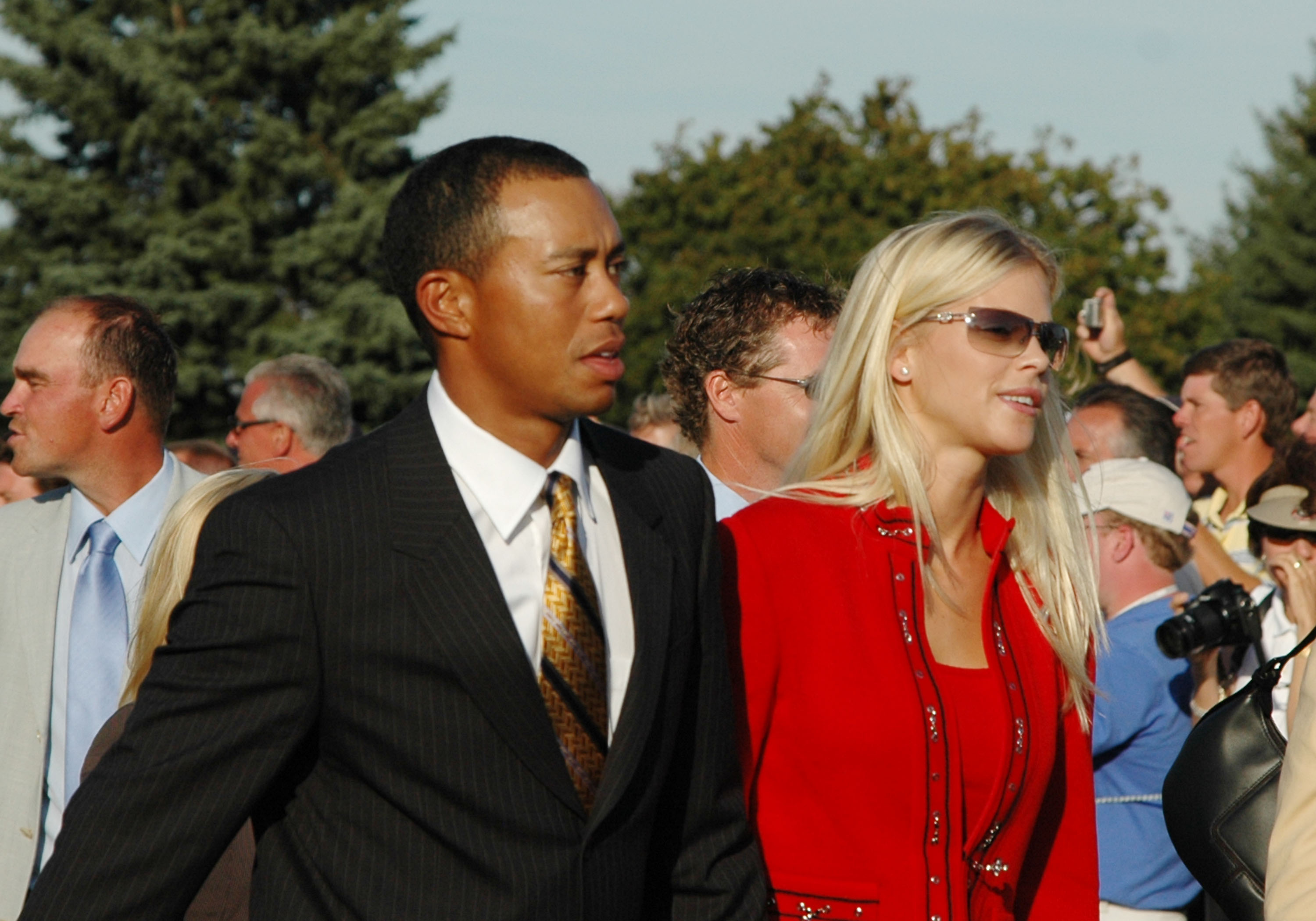 2004 Ryder Cup - Opening Ceremonies - September 16, 2004