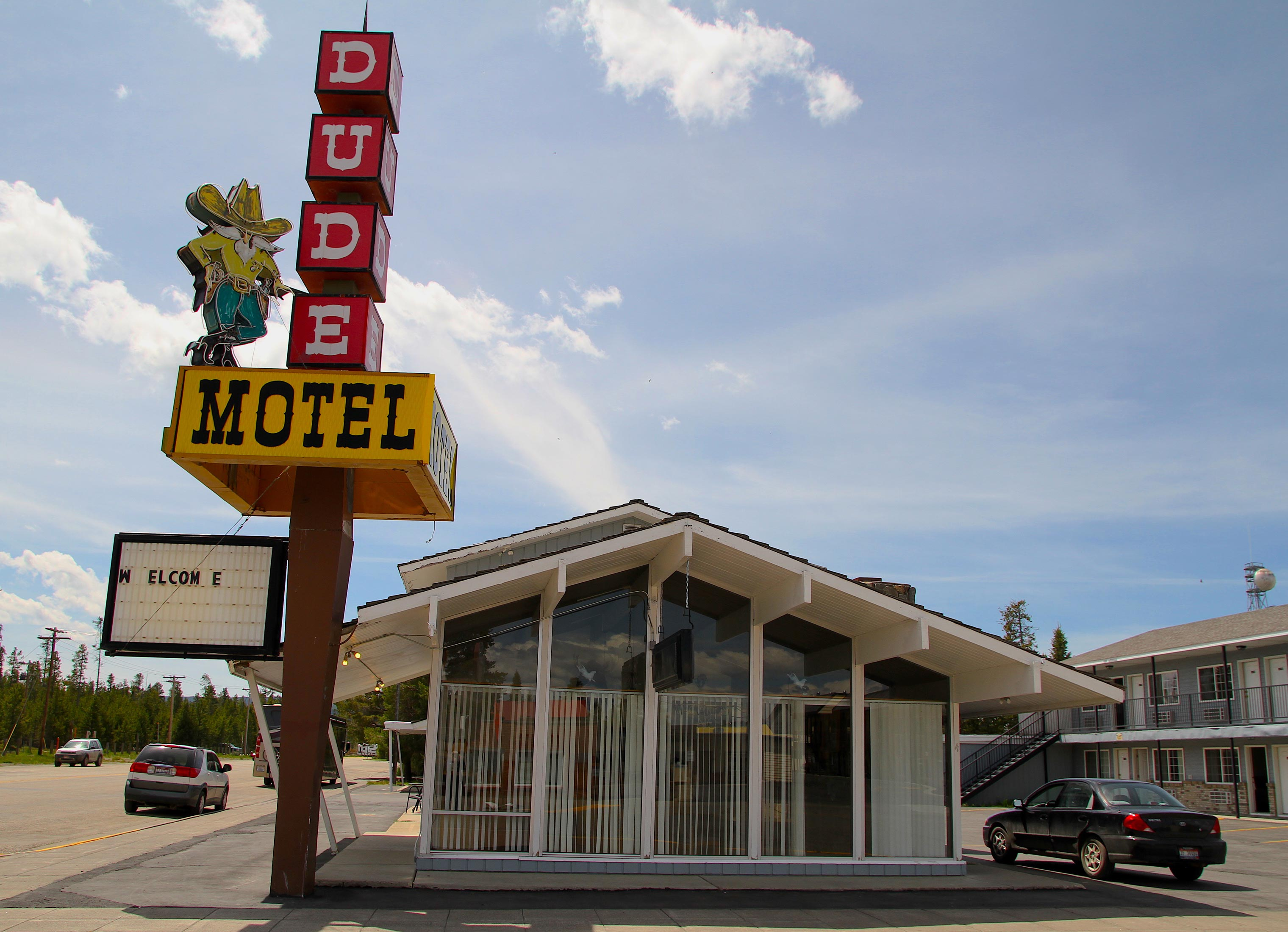The Dude Motel