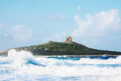 You Can Buy an Entire Island off the Coast of Sicily — and It Comes With a Medieval Tower